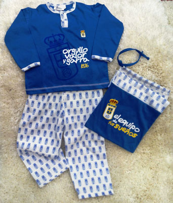 PIJAMAS 																		PIJAMA-ADULTO TALL-XL AZUL REAL OVIEDO